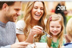 Fotokalendáře HappyFotto, dárek