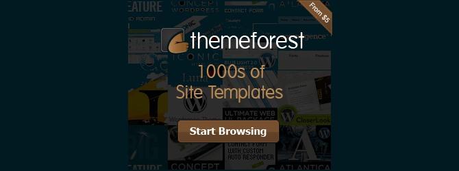 Template pro WordPress