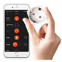 Aplikace, dálkové ovládání inteligentní domácnosti