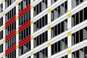 Fotografie pražská okna