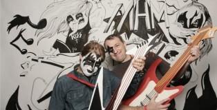 Hard Rock Cafe Kiss Revival