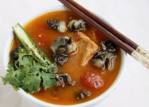 Pho Vietnam polévka