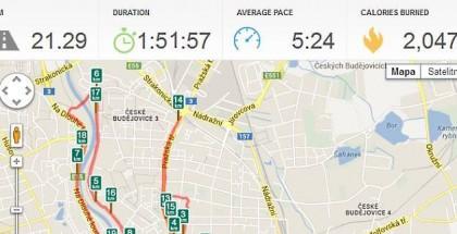 půlmaraton české buďějovice